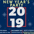 Geddington Cricket Club New Year's Party - New Year's Eve 31st December 2018