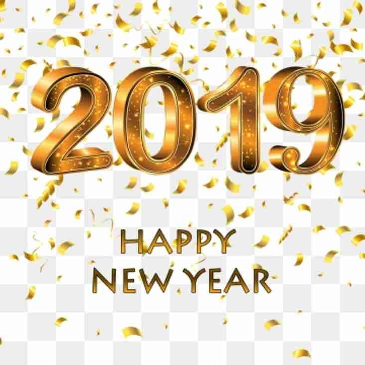 We Wish A Happy New Year To All Our Players, Members, Officials & Supporters At Geddington Cricket Club.