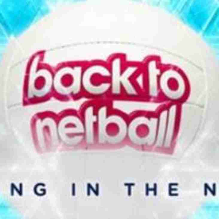 Back to Netball - The Evening Tournement Report and Results