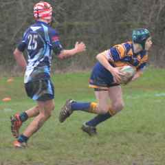 Leicester Forest v Loughborough RFC U15 24th January 2016