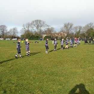 The Sun Shines on the Righteous (& Clifton U10s)