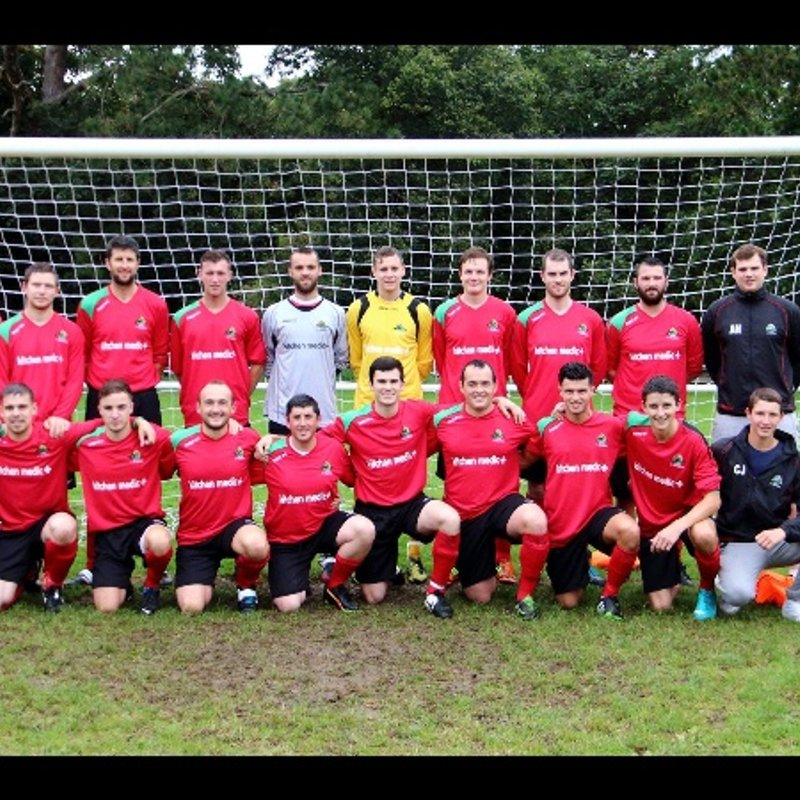 1af lose to Nefyn United 7 - 3