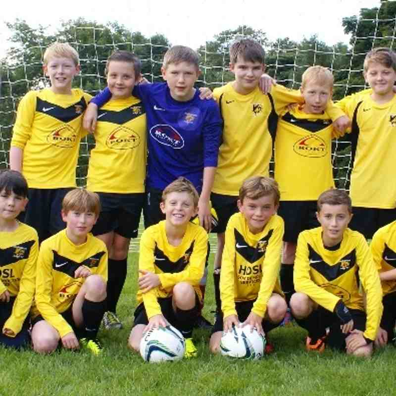 Northowram Colts u11