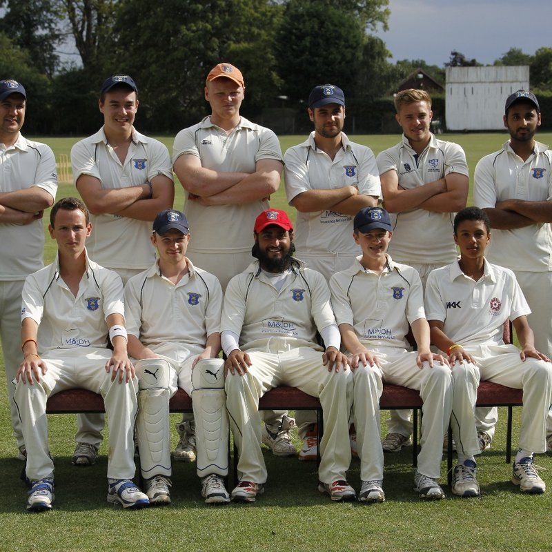 Queens Park Westfield CC, Beds - Sunday 2nd XI 112/4 - 109 Bedford CC - Sunday 1st XI