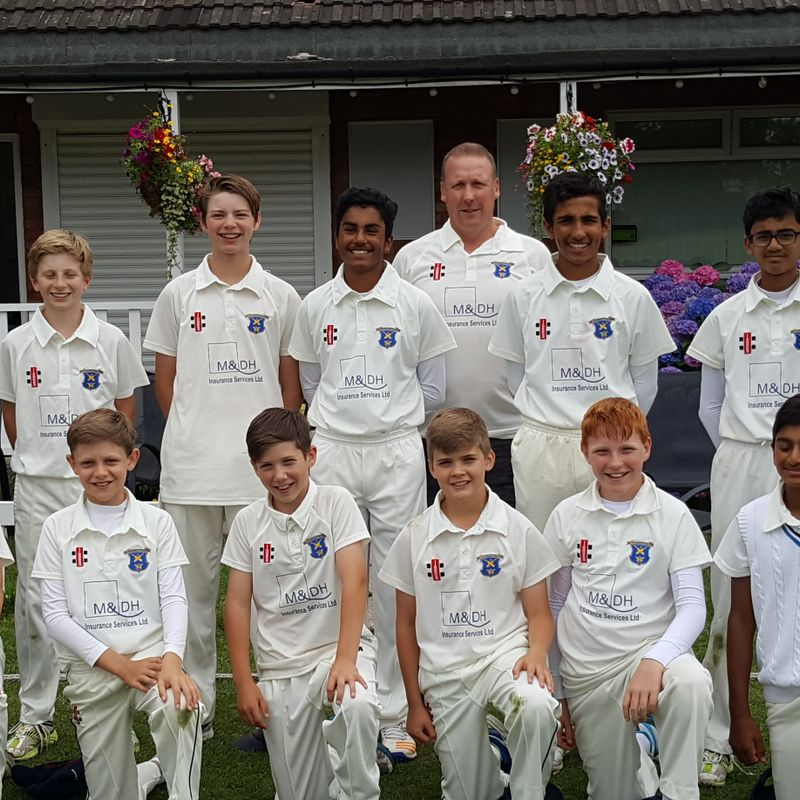 Further success for the under 13's