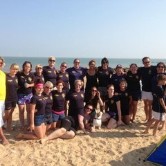 Ladies Clacton Beach Rugby