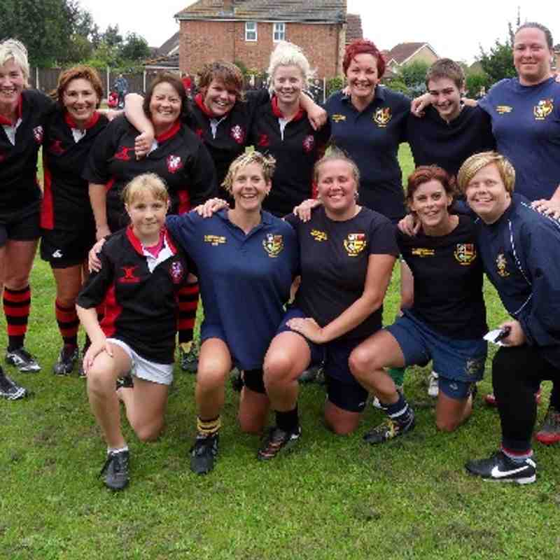 Ladies BoC v SWF 29-09-13