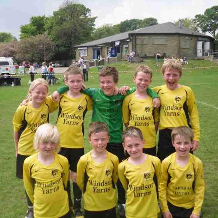 Crossleys Tournament - Saturday 22nd May 2010
