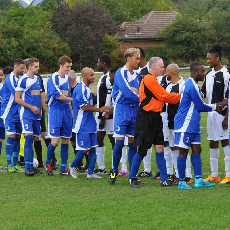 KFU v Eltham Palace 08AUG2015