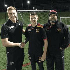 Bradford Bulls' Wyke product Cameron Scott picked for England Youth