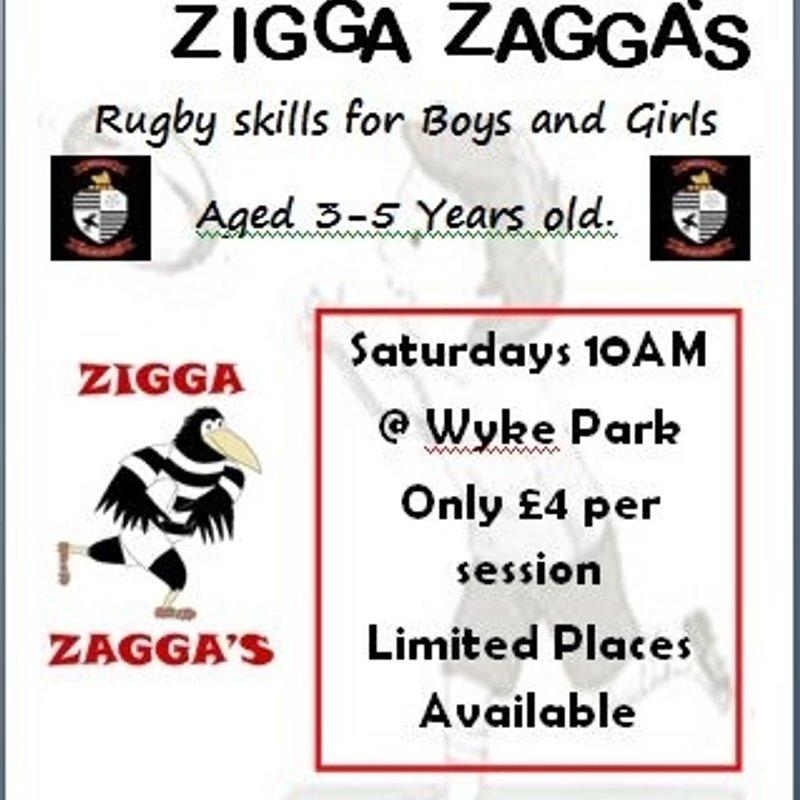 Zigga Zagga's