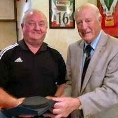 Billy awarded Bradford life membership