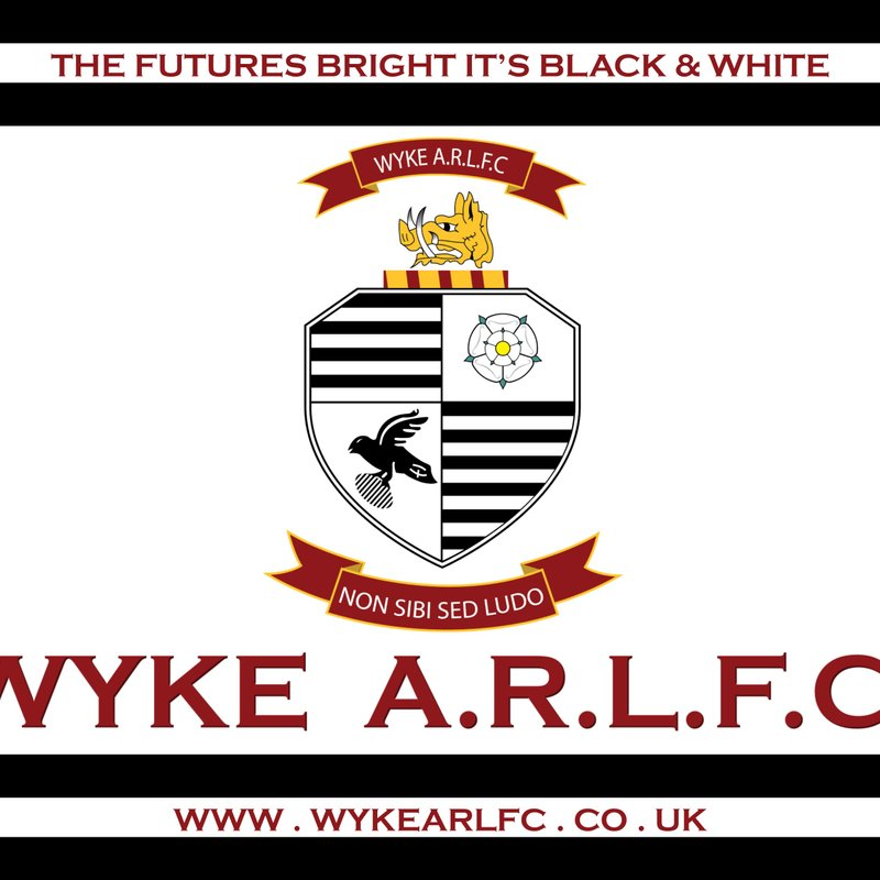Big Weekend for Wyke A.R.L.F.C. Open Age