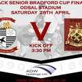 Wyke Open Age play in the Bradford Cup Final this Saturday