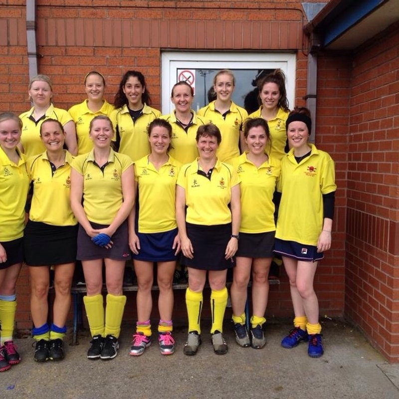 Sale Ladies 1s 2 - 2 Wrexham Glyndwr Ladies 1s