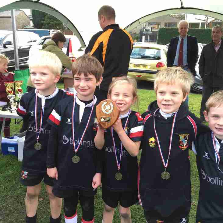 Rossendale Festival Shield Winners