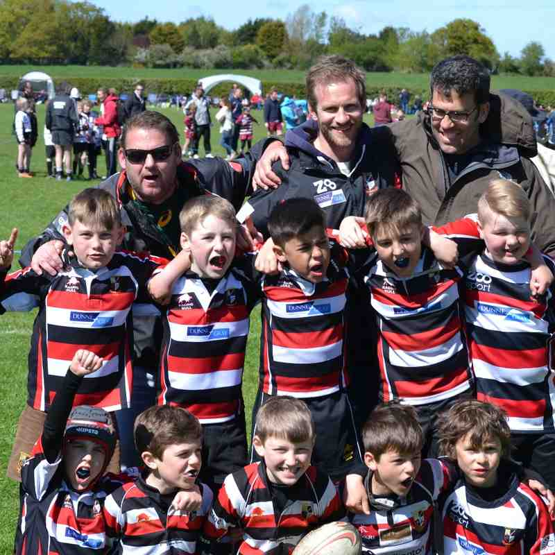 U9 Cheshire Cup