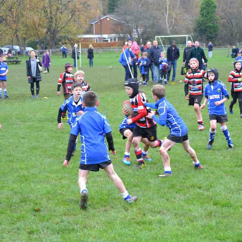 U9 vs Old Bedians