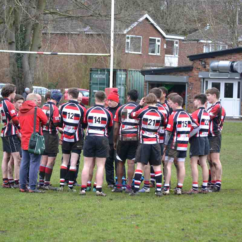 AK Junior Colts vs Bowdon