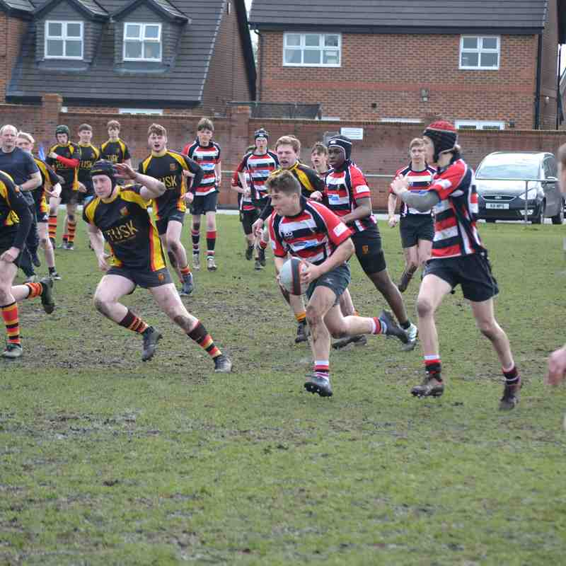 Ak Junior Colts vs Heaton Moor