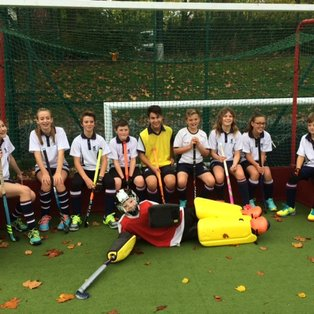 U14s Win Sutton Tournament