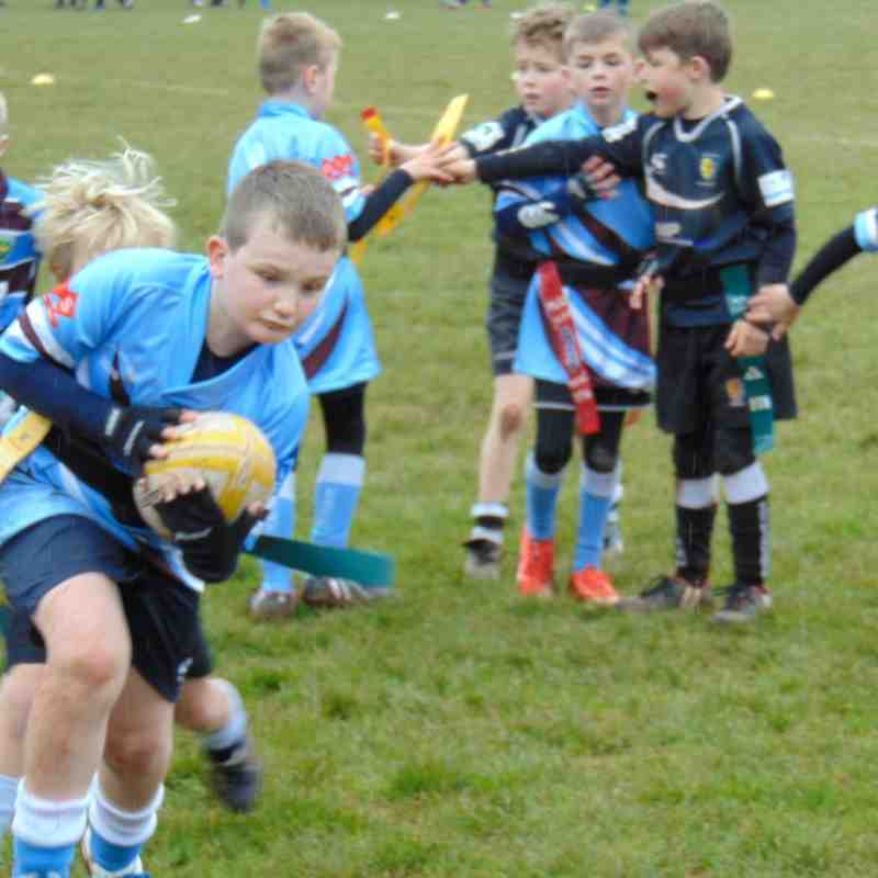 Kingswood U8s v Brixham Tour April 2016