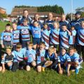 Knights Under 9's lose to Southmead RFC 18 - 14
