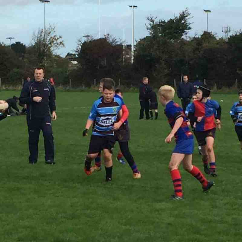 U10 V North Bristol Away 22.10.17