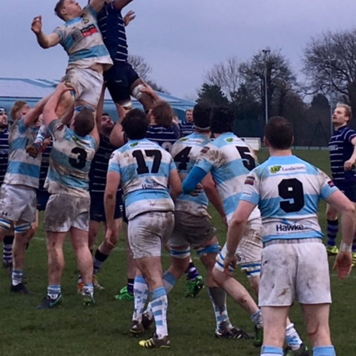 1st XV v Old Tiffinians 4 on the bounce for the 'Mighty Warl' <