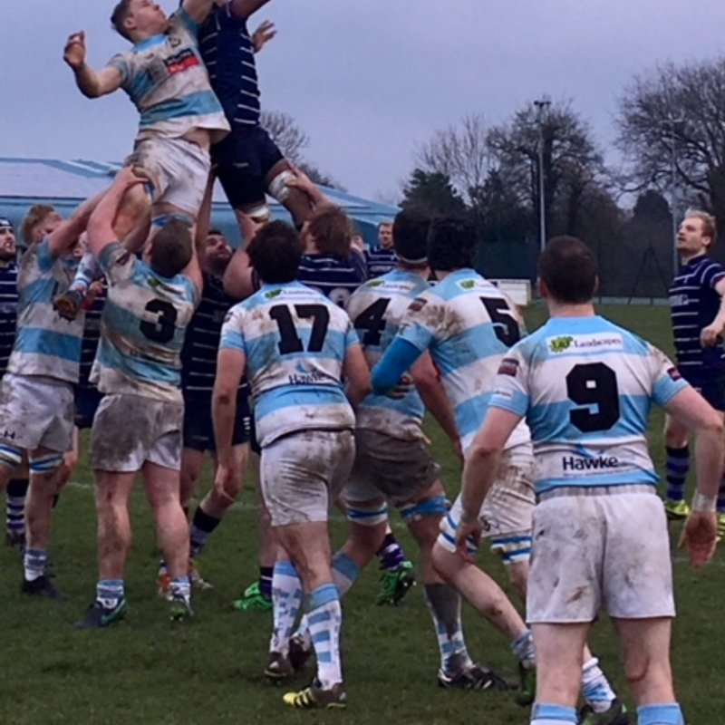 1st XV v Old Tiffinians 4 on the bounce for the 'Mighty Warl'