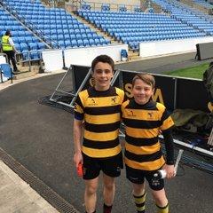 U14's Wasps Barbarians