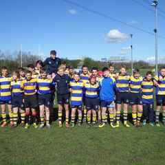 U14's Team photo