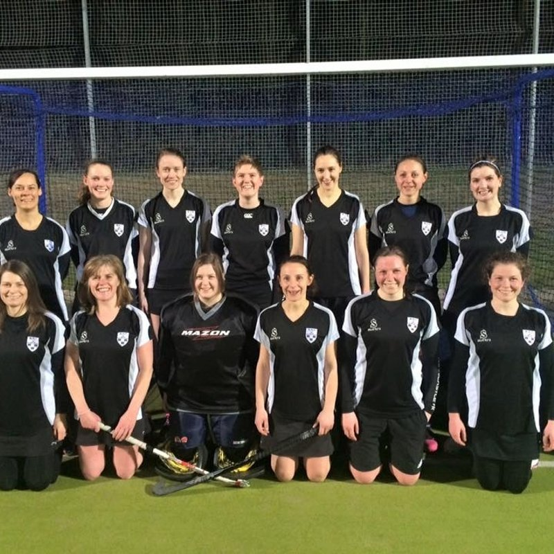Ladies 2nd XI beat Whitley Bay 4s 0 - 5