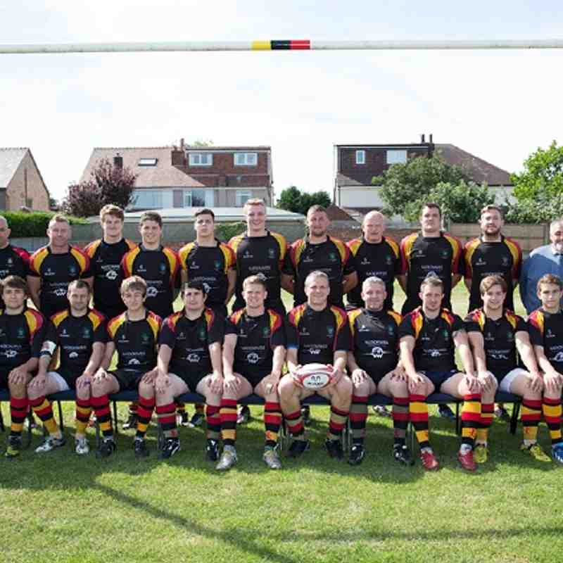 Southport 1st XV v Burnley 31st August 2013