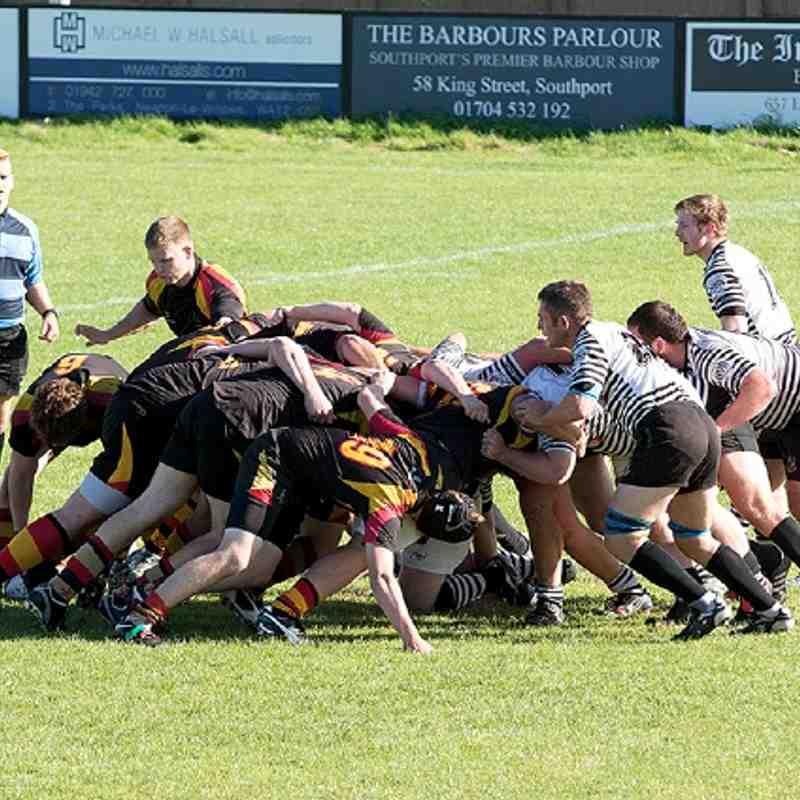 Southport RFC 1st XV v Port Sunlight 14.09.13