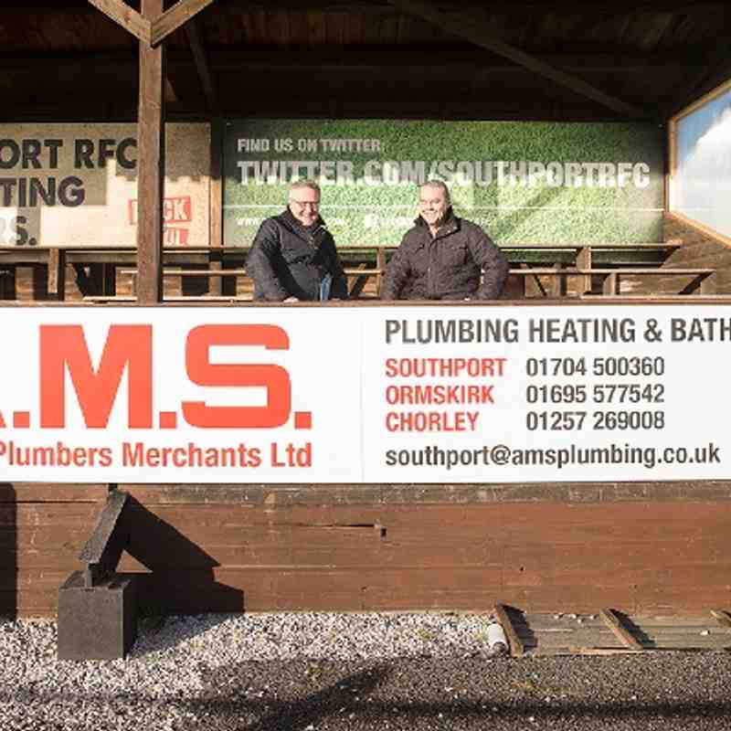 Southport RFC 1st XV v Bowdon