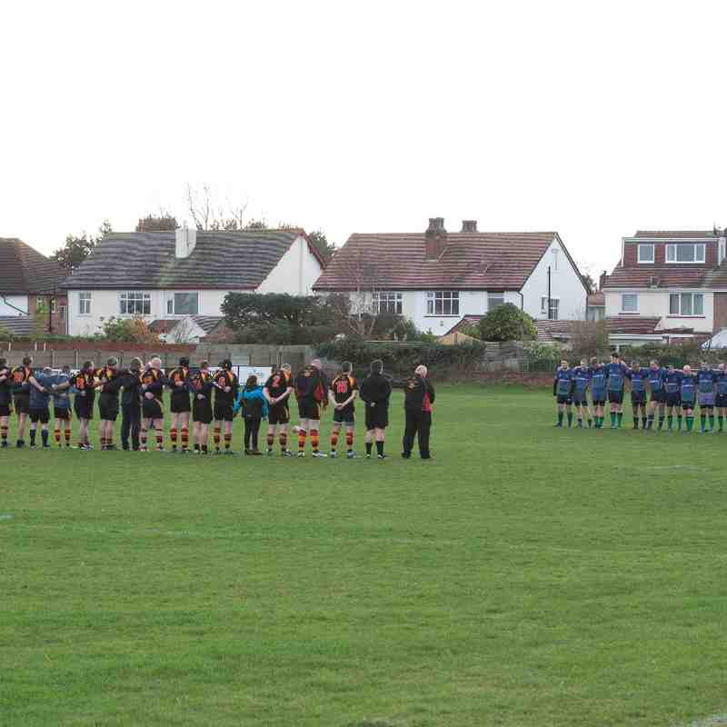 Southport RFC 3rd XV v Ormskirk 08.11.14