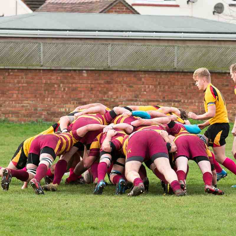 Southport RFC 1st XV v Prenton 06.12.14