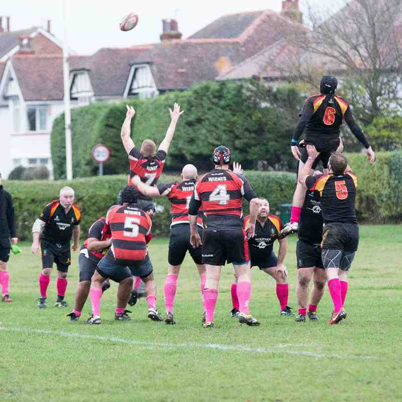 Southport RFC 3rd XV v Widnes 06.12.14