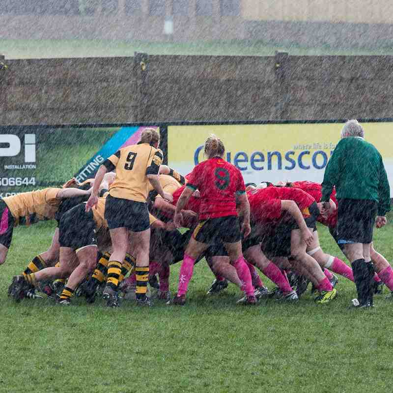 Southport RFC Ladies v Kendal Wasps 07.12.14