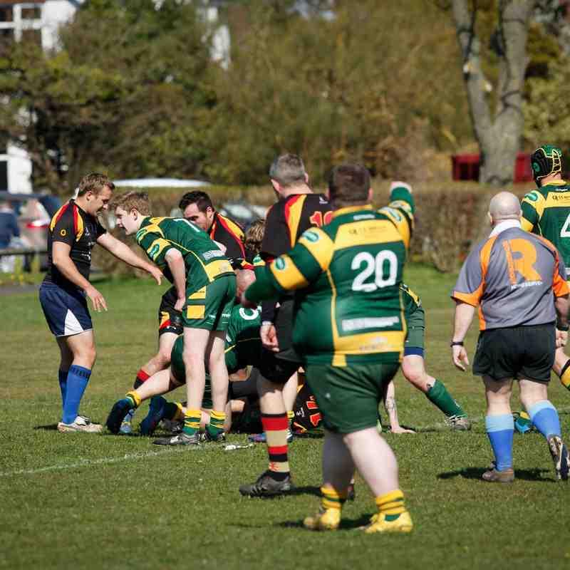 Southport RFC 3rd XV v West Park 18.04.15