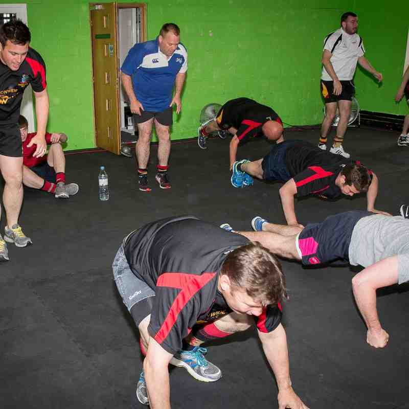 World Record Attempt Training 13.06.15