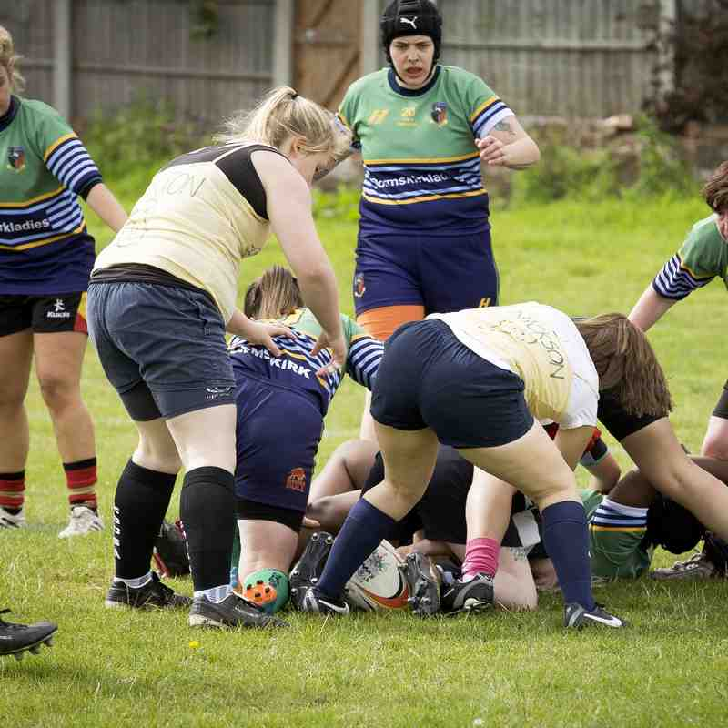 Ladies 10s Tournament at Southport RFC 29.08.15