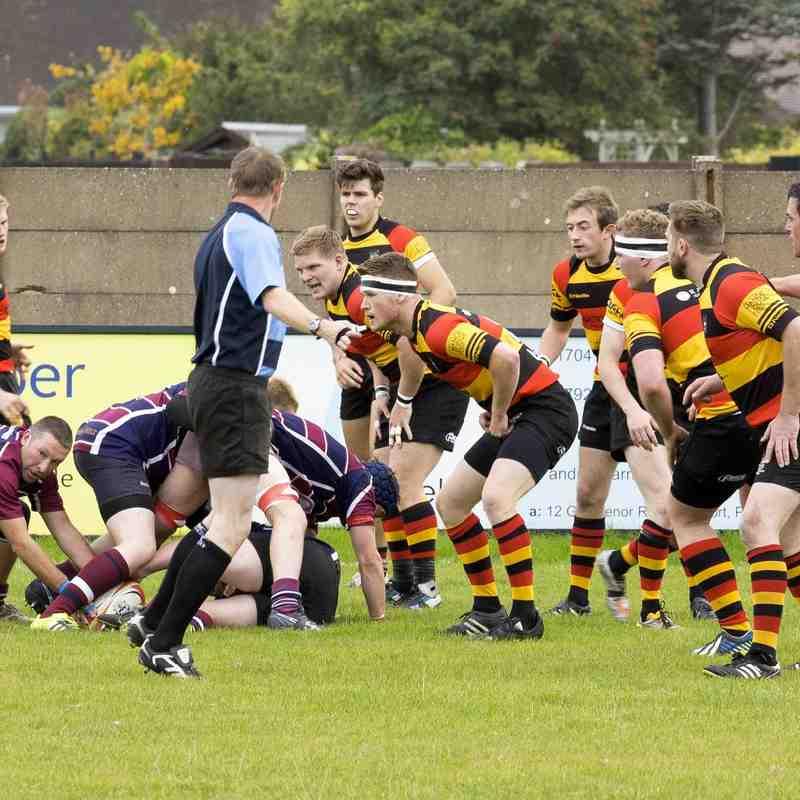 Southport RFC 1st XV v Oxton Parkonians 10.10.15