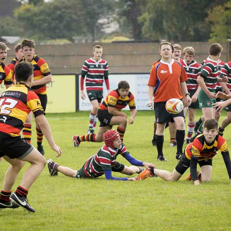 Southport RFC U16s v Waterloo 11.10.15