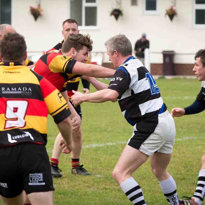 Southport RFC 2nd XV v Trafford Metrovicks 17.10.15