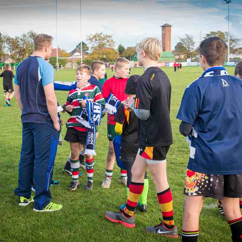 Sale Sharks Training Camp 29.10.15