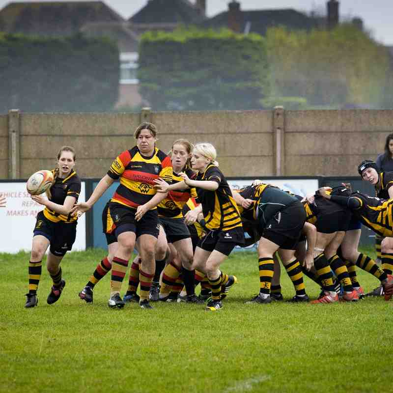 Southport RFC Ladies v Didsbury 01.11.15