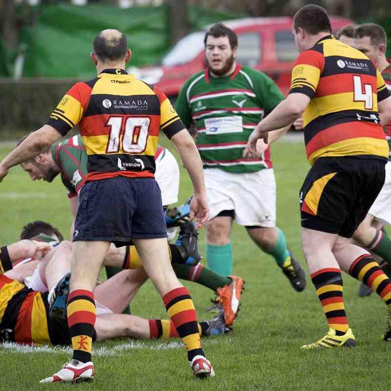 Southport RFC 3rd XV v Hoylake 21.11.15