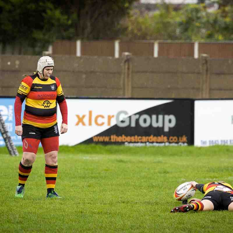 Southport Ladies v Workington 29.11.15